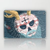 Gods And Monsters #9 - T… Laptop & iPad Skin