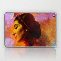Maria Callas Laptop & iPad Skin