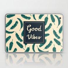 Good Vibes Zone Laptop & iPad Skin