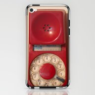 Hotline iPhone & iPod Skin