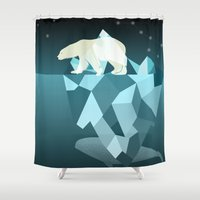 Ursa Major Shower Curtain