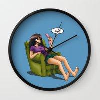 Batteryless Wall Clock