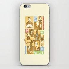 Parks & Rec iPhone & iPod Skin