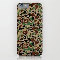 Pug Camouflage iPhone 6 Slim Case