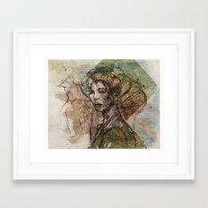 shadow partner Framed Art Print