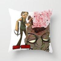 Oh Daryl.. Sweet Sweet D… Throw Pillow