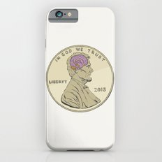 Penny for your thoughts Slim Case iPhone 6s