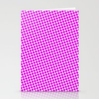 PINK DOT - SMALL - Stationery Cards