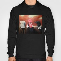 Three Distinguished Gent… Hoody