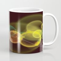 Rainbow Bubbles Design Mug