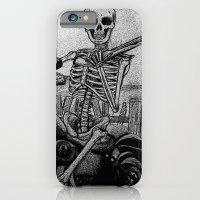 Skeleton Fat Boy iPhone 6 Slim Case