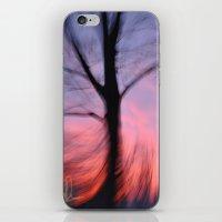 Fire Sky 2 iPhone & iPod Skin