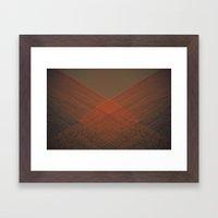 Arithmetik Framed Art Print