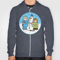 Want To Build A Snowman? Hoody