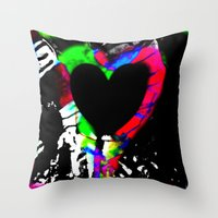 Profits For Charity - Ro… Throw Pillow
