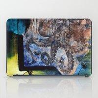 Literary Octopus iPad Case