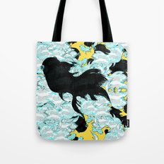 FISH PARADISE v5 Tote Bag