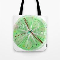 Radio Star Tote Bag