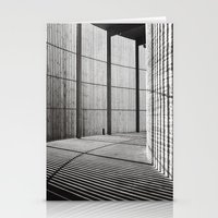 Chapel of Reconciliation - Berlin-Mitte Stationery Cards