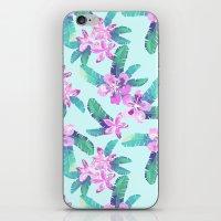 Tahitian Garden {D} iPhone & iPod Skin
