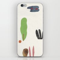Bottom Of The Jungle iPhone & iPod Skin