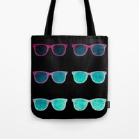 NEO GLASSES Tote Bag
