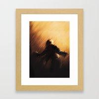 Shawshanked Framed Art Print