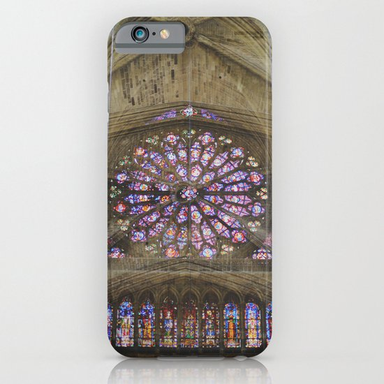 notre dame de reims iPhone & iPod Case