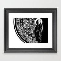 Alfred Hitchcock Present… Framed Art Print
