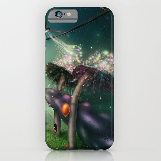 Freedom Fields iPhone & iPod Case