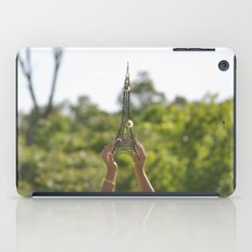 The World On My Shoulders iPad Case