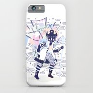 iPhone & iPod Case featuring Dream Nomad by LordofMasks