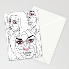The Guns of Love Disastrous Stationery Cards