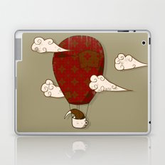 The Kiwi Learns to Fly Laptop & iPad Skin