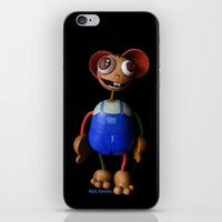 Rafa Favolas iPhone & iPod Skin