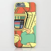iPhone & iPod Case featuring what you give is what you get by freshinkstain