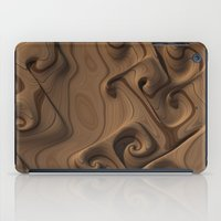 Mocha Dreams iPad Case