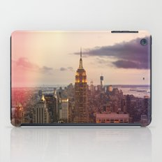 Skyline NYC iPad Case