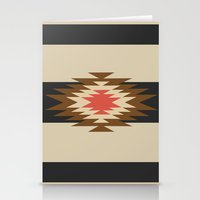 aztec Stationery Cards featuring Aztec 1 by Aztec