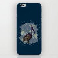 Song Bird iPhone & iPod Skin