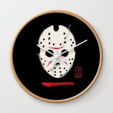 Th13teen Wall Clock
