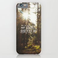 NOT GIVING UP iPhone 6 Slim Case