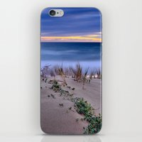 Windy sunset. Sea dreams.... iPhone & iPod Skin