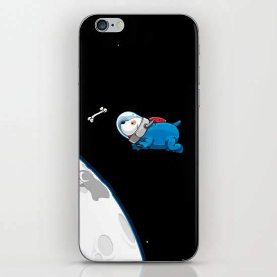 Spacedoggy iPhone & iPod Skin