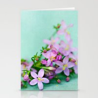 Happy little things  Stationery Cards