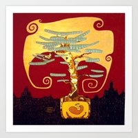 The Seed Within Art Print