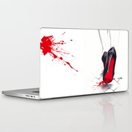 Devil Wears Lbtn Laptop & iPad Skin