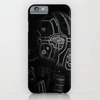 Glitchmask Zone iPhone 6 Slim Case