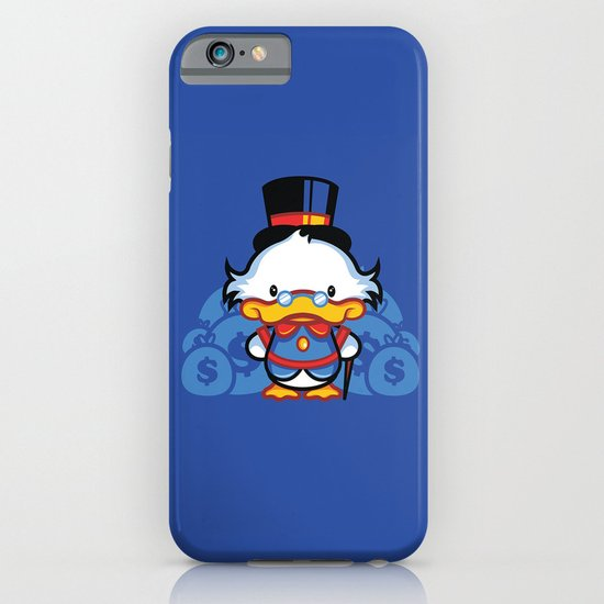Hello Scroogie iPhone & iPod Case