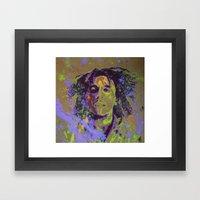 I am Bob Framed Art Print